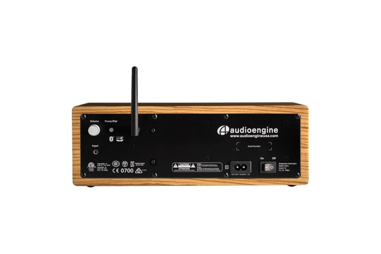 Audioengine B2 Bluetooth Speaker - Zebrawood (90021960)