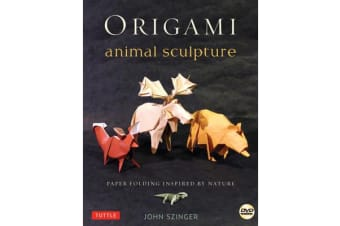 Origami Animal Sculpture - Paper Folding Inspired by Nature