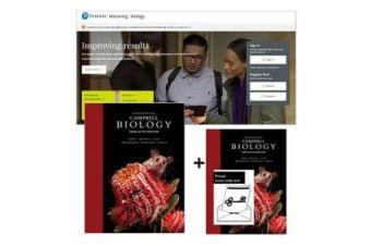 Campbell Biology - Australian and New Zealand edition + Mastering Biology with eText