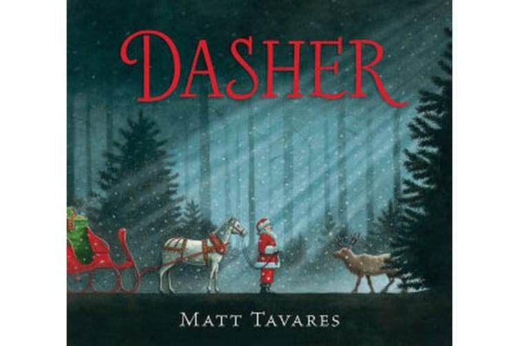 Dasher - How a Brave Little Doe Changed Christmas Forever