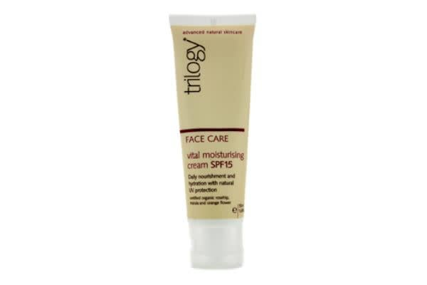Trilogy Vital Moisturising Cream SPF15 (50ml/1.69oz)