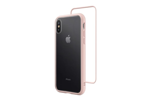 RhinoShield Mod NX for iPhone XS Max - Blush Pink (RHI531)