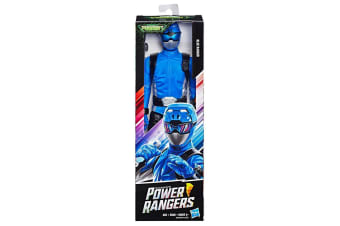 Power Rangers 12-Inch Beast Morphers Blue Ranger Figure