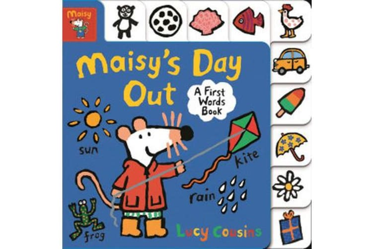 Maisy's Day Out - A First Words Book