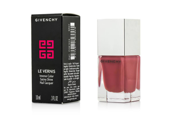 Givenchy Le Vernis Intense Color Nail Lacquer - # 03 Rose Taffetas (10ml/0.3oz)