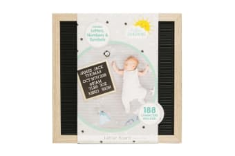 Hello Sunshine Letterboard Kit