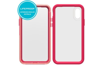 LifeProof Slam Case for iPhone X/Xs - Coral Sunset
