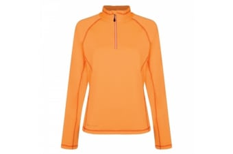 Dare 2B Womens/Ladies Involve Core Stretch Lightweight Pullover (Orange Burst) (16)