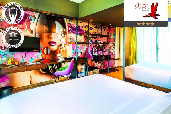 SEMINYAK: 7 Nights at The Dash Resort, Seminyak