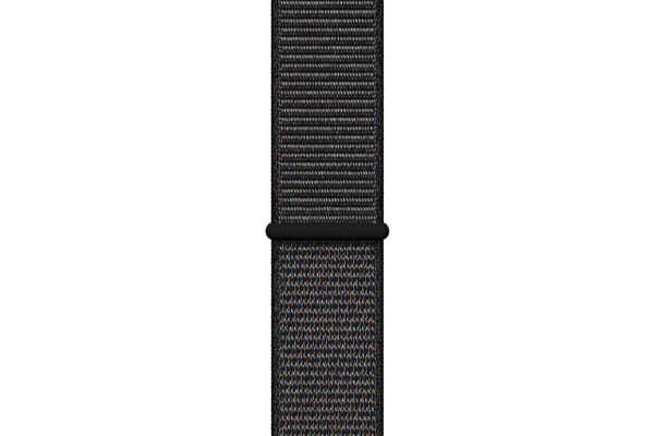 Apple Watch Series 4 (Space Grey, 40mm, Black Sport Loop, GPS Only)