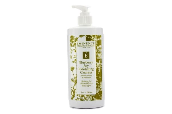 Eminence Blueberry Soy Exfoliating Cleanser (250ml/8.4oz)