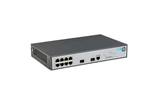 HP OfficeConnect 1920 8G Web Managed Ethernet Switch