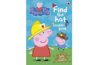 Peppa Pig - Find-the-hat