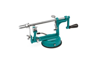 Avanti Apple Peeler Corer & Slicer Blue