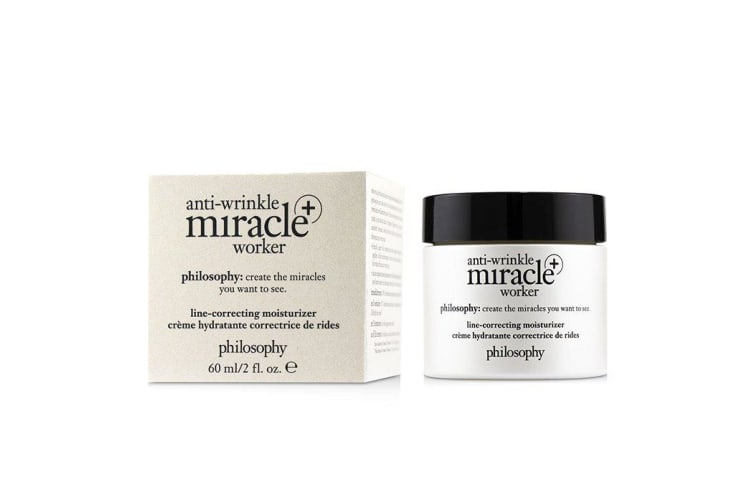 Philosophy Anti-Wrinkle Miracle Worker+ Line-Correcting Moisturizer 60ml