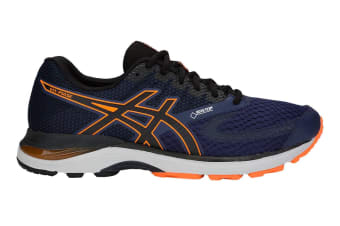 ASICS Men's GEL-Pulse 10 G-TX Running Shoe (Peacoat/Black, Size 10.5)
