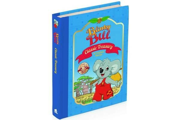 Blinky Bill Classic Treasury