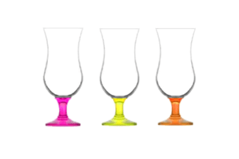 Art Craft Elite Fiesta 390ml Cocktail Glasses Set 6