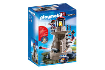 Playmobil Soldier Tower with Beacon