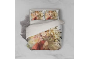 3D Anime Attack Giant Quilt Cover Set Bedding Set Pillowcases 02-Single