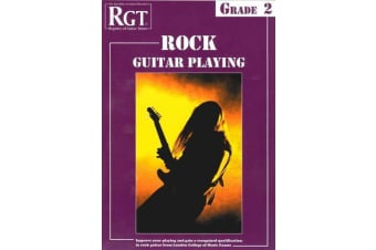 Rgt Rock Guitar Playing -- Grade Two