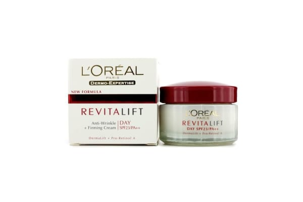 L'Oreal Dermo-Expertise RevitaLift Day Cream SPF 23 (50ml/1.7oz)