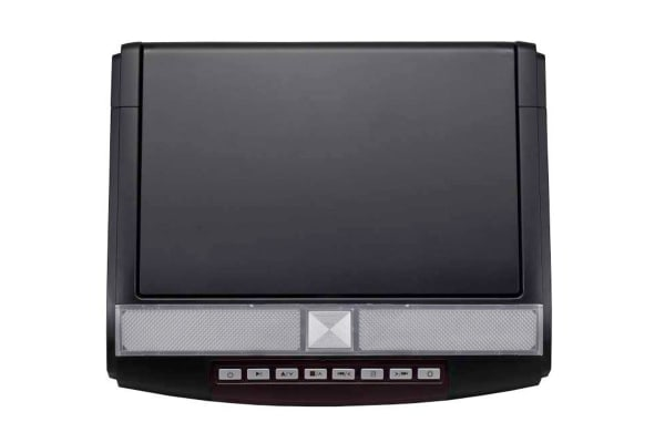 """NCE 10.1"""" Rooftop Mount DVD Player with 2 x Headphone Sets (DV1107FL)"""