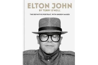 Elton John by Terry O'Neill - The definitive portrait, with unseen images