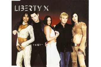 Liberty X ‎– Just A Little PRE-OWNED CD: DISC LIKE NEW