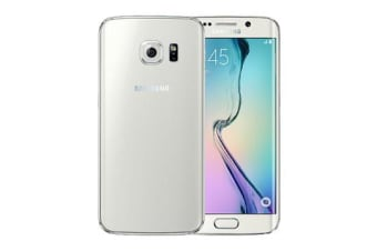 Used as Demo Samsung Galaxy S6 64GB 4G LTE Smartphone White Pearl (AUSTRALIAN STOCK + 100% GENUINE)