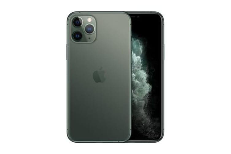 Brand New Apple iPhone 11 Pro 64GB 4G LTE Midnight Green (12MTH AU WTY)