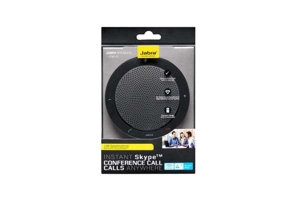 Jabra Speak 410 Speakerphone (Black)