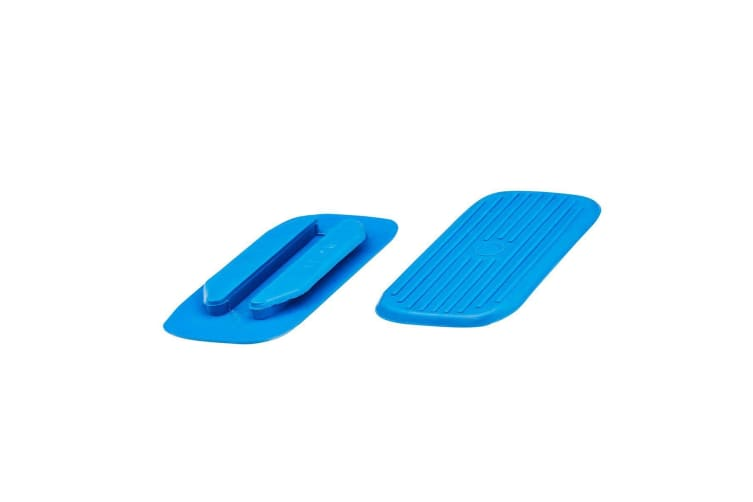 Cottage Craft PSOB Stirrup Treads (Blue) (4in (100mm))