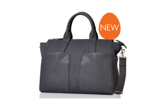 Pacapod Croyde Nappy Bag Pewter