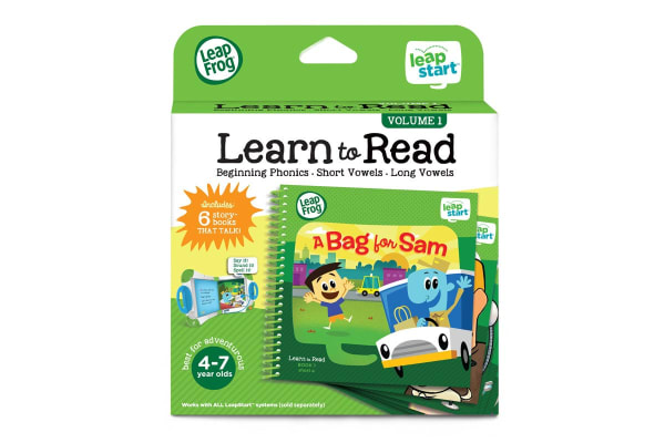 LeapFrog LeapStart Learn to Read Boxset 1