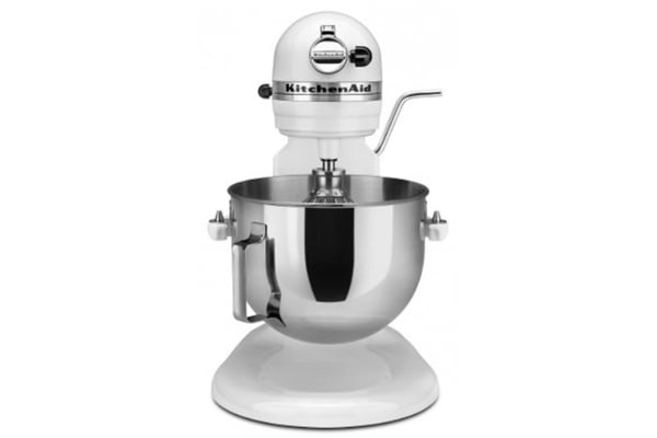 Dick smith kitchenaid bowl lift stand mixer white for Kitchenaid 0 finance