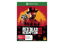 XB1 Xbox One Red Dead Redemption 2