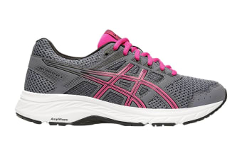 ASICS Women's Gel-Contend 5 Running Shoe (Metropolis/Fuchsia Purple, Size 10.5 US)