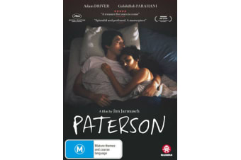 PATERSON - Rare- Aus Stock DVD PREOWNED: DISC LIKE NEW