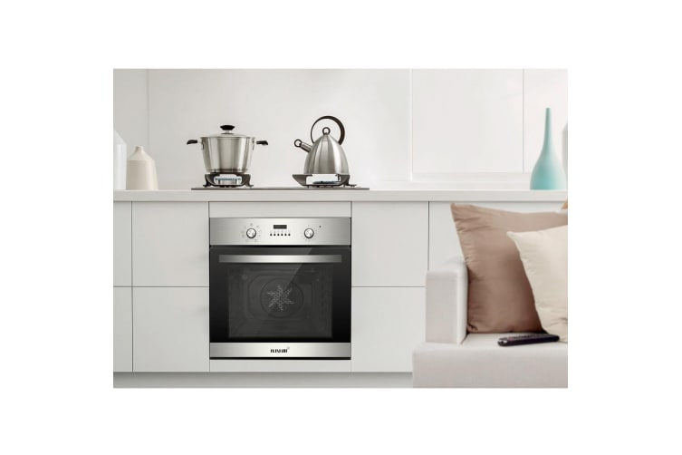 60L Electric Built-In Single Wall Oven