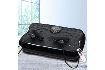 Vibration Machine Machines Platform Plate Vibrator Exercise Fit Gym