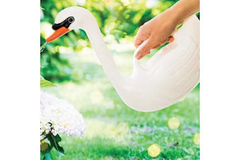 Swan-Shaped Watering Can | Water Pours From The Swan`s Mouth!