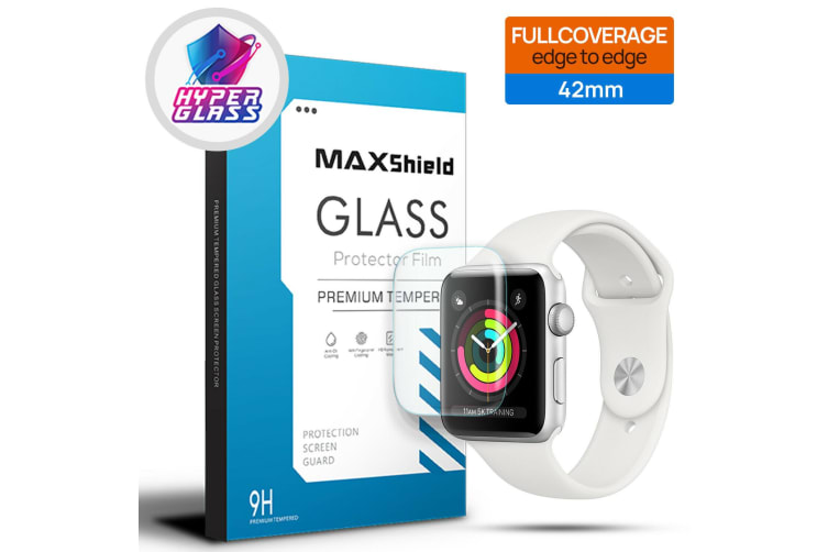 MaxShield Screen Protector for Apple Watch 42mm iWatch