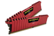 Corsair Vengeance LPX 16GB (2x8GB) DDR4 3200MHz C16 Desktop Gaming Memory Red