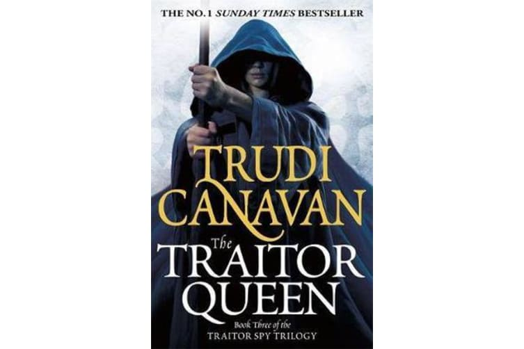 The Traitor Queen - Book 3 of the Traitor Spy