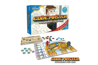 ThinkFun Code Master - Programming Logic Game
