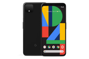 "Google Pixel 4 (5.7"", 16MP, 128GB/6GB) - Just Black"