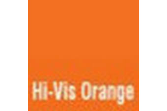 Transfers Safety Pockets For Back Patches (Fluorescent Orange) (One Size)
