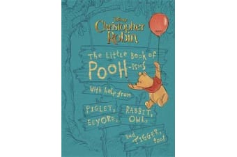 Christopher Robin - The Little Book Of Pooh-isms