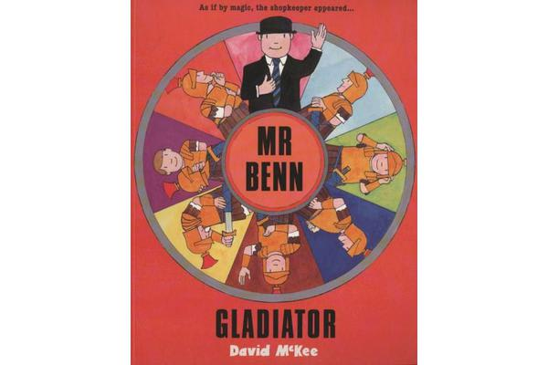 Mr Benn - Gladiator